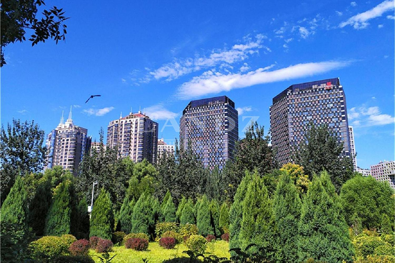当代万国城实景图