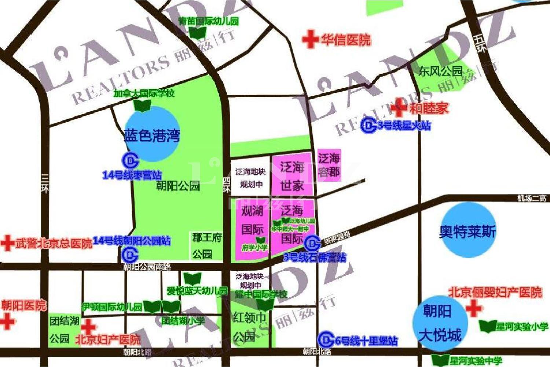 泛海容郡位置图