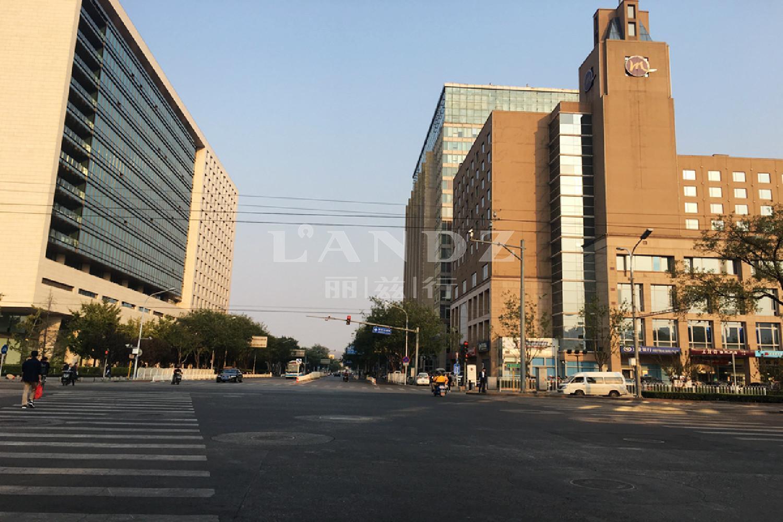 金融街四合院