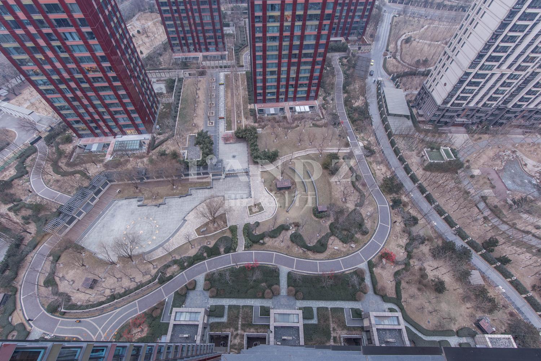 红玺台实景图