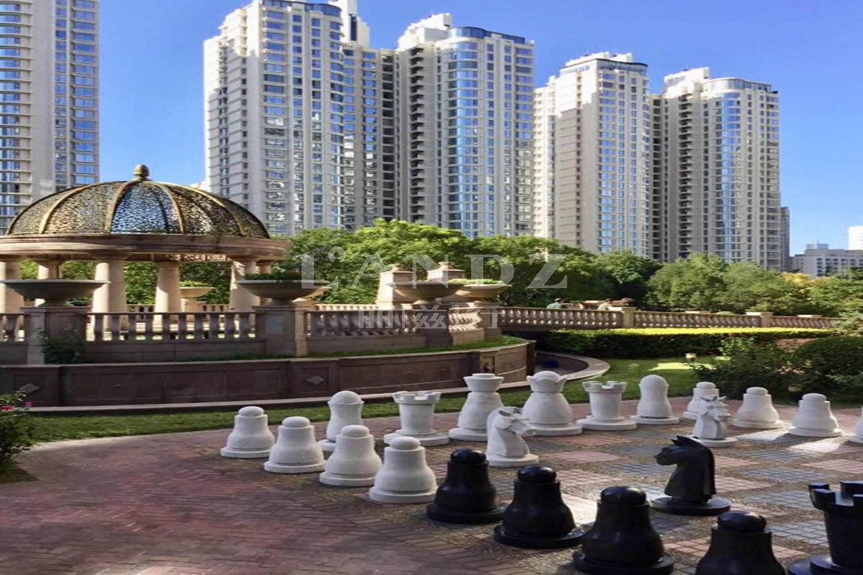 棕榈泉国际公寓实景图