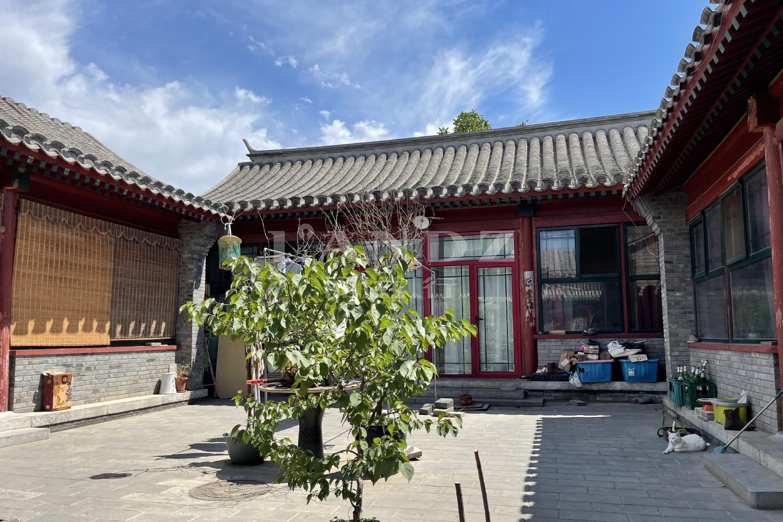 雍和宫四合院