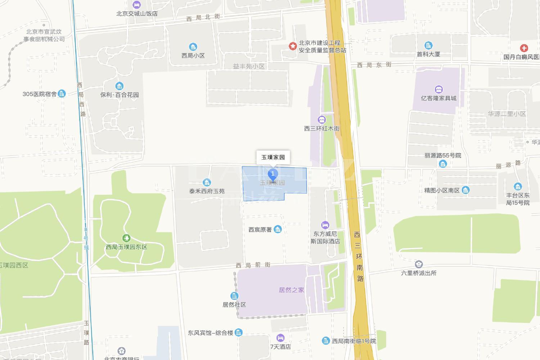 龙湖西宸原著位置图