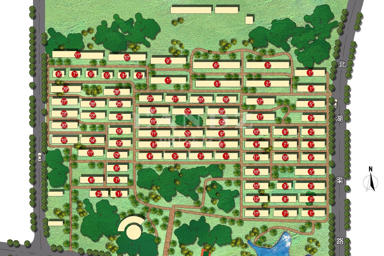 亚运新新家园清花园