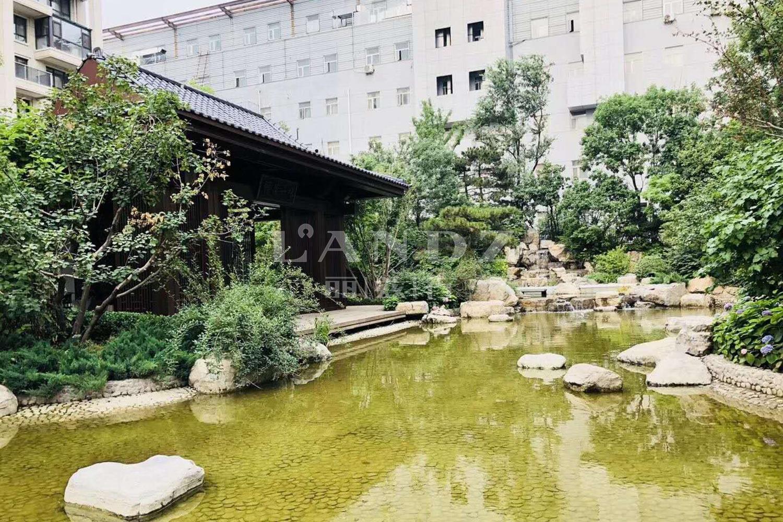 龙湖西宸原著实景图