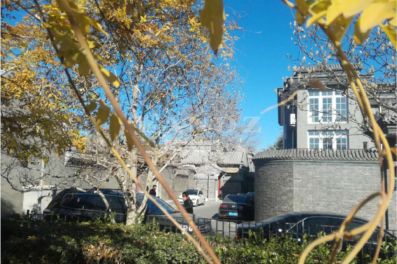 南池子四合院