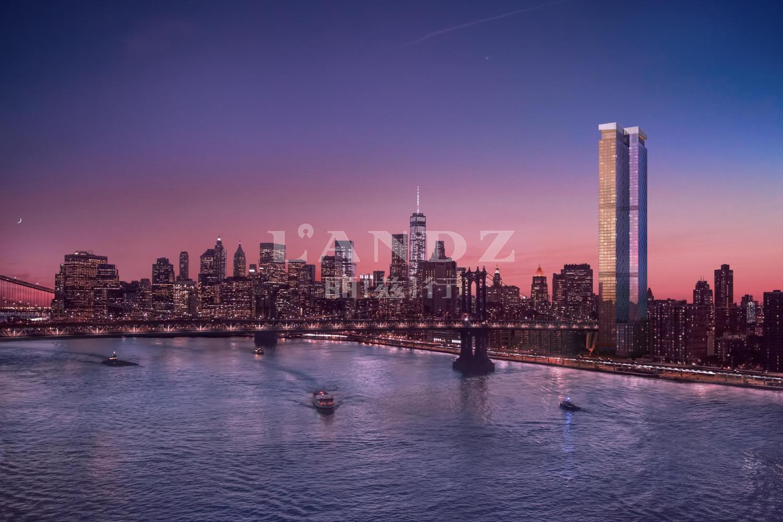 海外房产曼哈顿广场1号