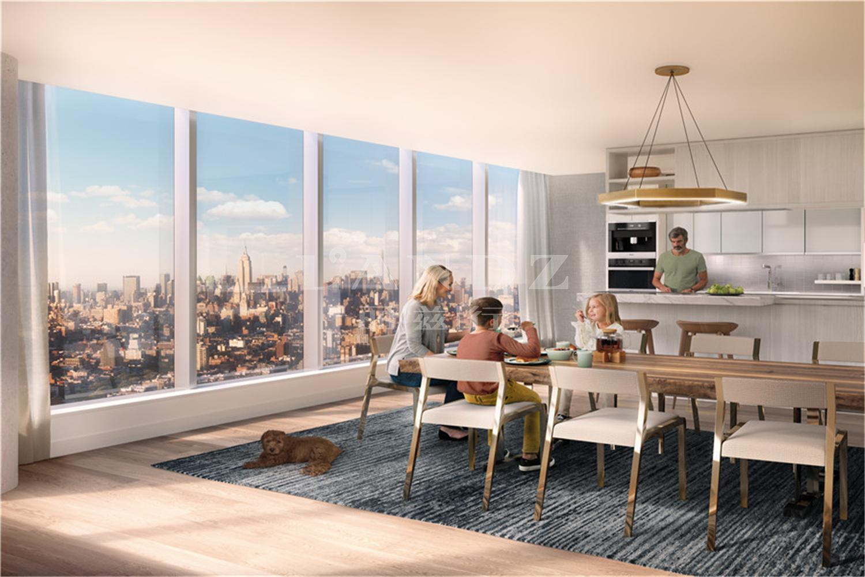 曼哈顿广场1号海外房产样板间