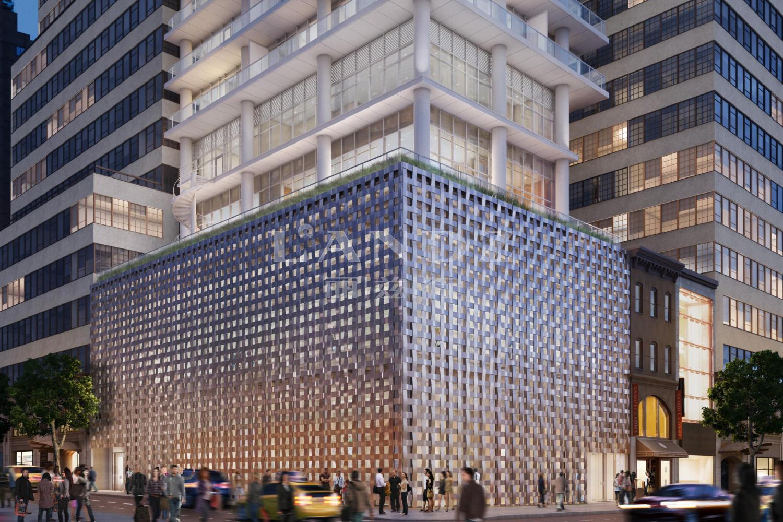 东59街200号海外房产效果图