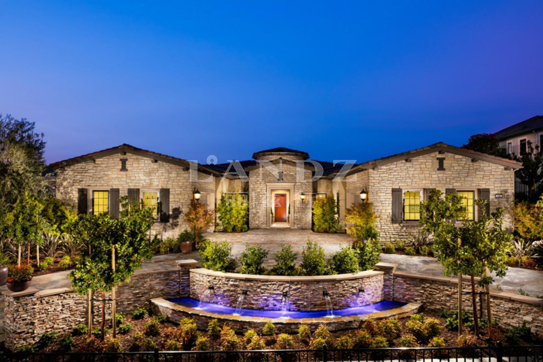 海外房产铁橡树别墅-阿拉莫溪谷社区