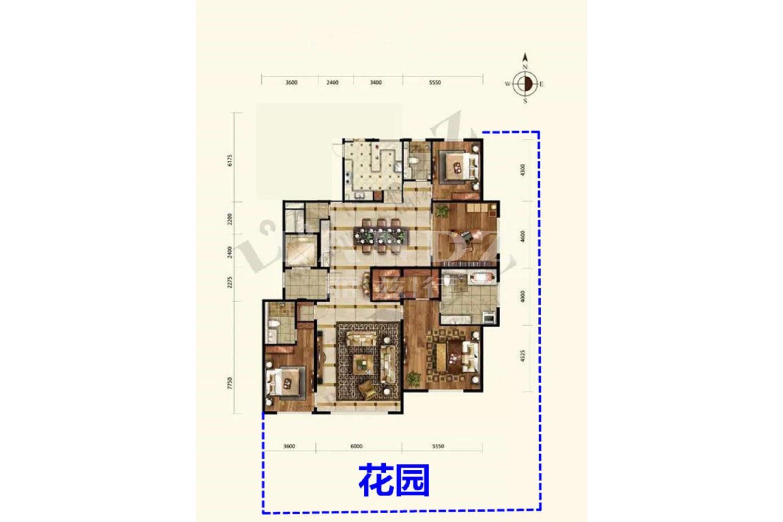 广渠金茂府北园