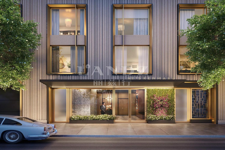 海外房产纽约肯梅尔公寓